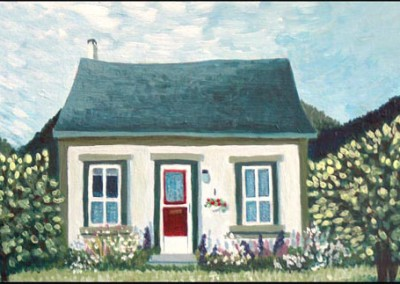 Newfoundland Cottage I