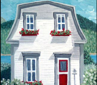Newfoundland Cottage II