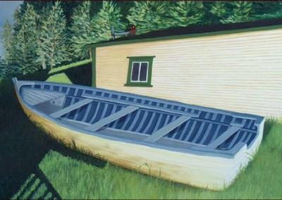 Davids' Boat