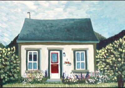 Newfoundland Cottage I