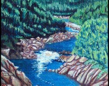 Pinware River: Labrador