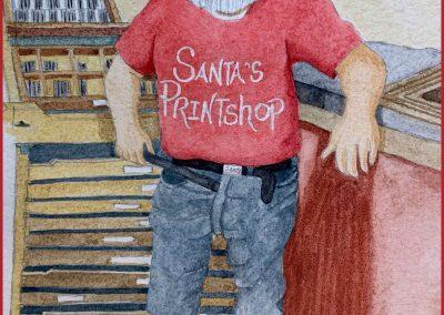 Santas Printshop
