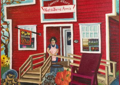 Nat and Jane Ann's Grocery